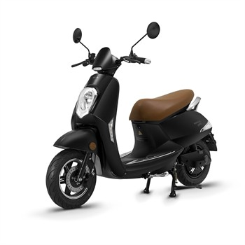 Scooter eléctrico Wayscral E-start Negro