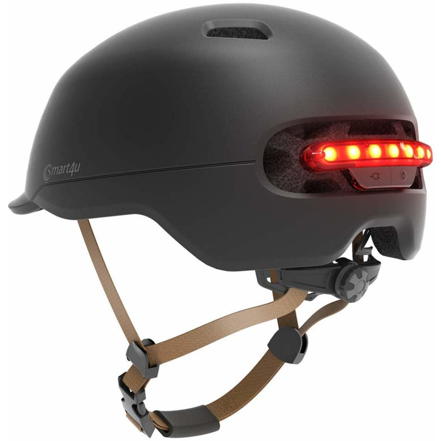 Casco Smart4U - SH50 Talla L / Black WHINCK