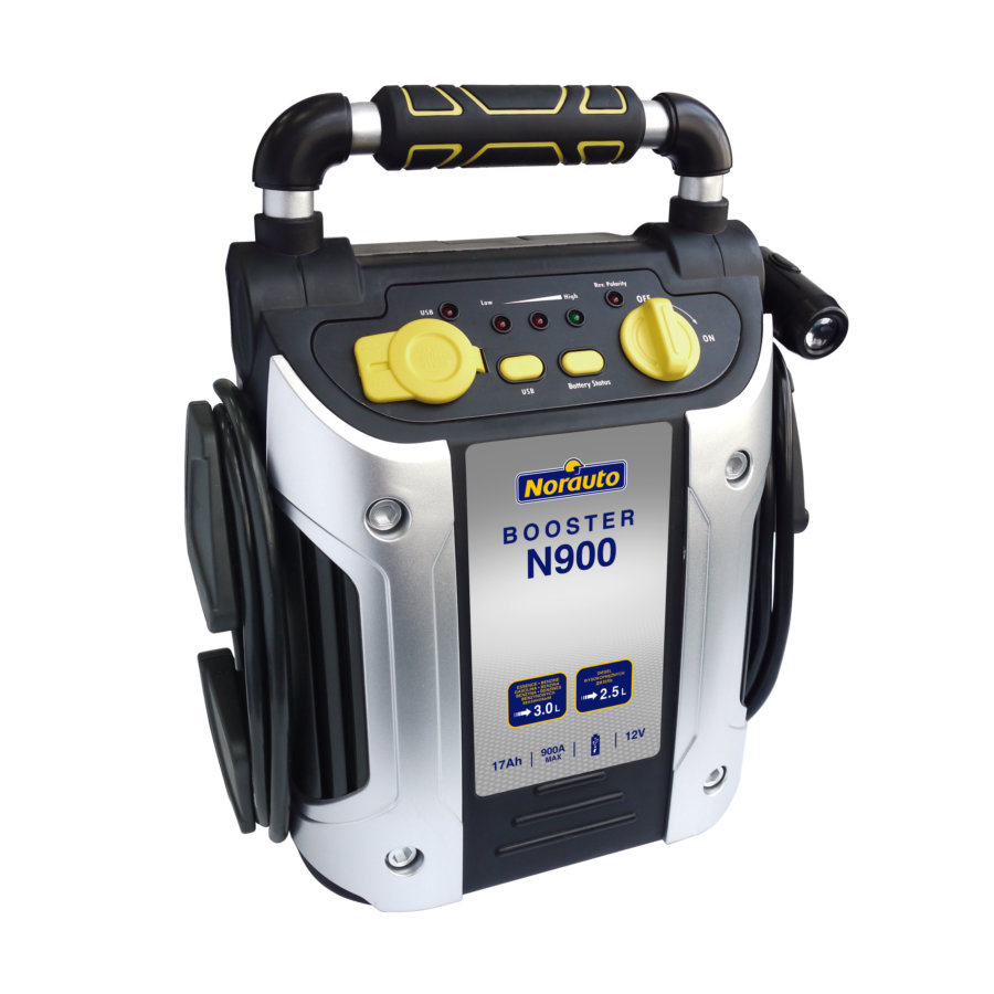 Booster NORAUTO N900 17A/h 12V