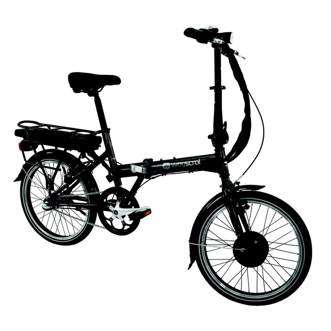 Bicicleta Eléctrica Plegable Wayscral Takeaway E1/20