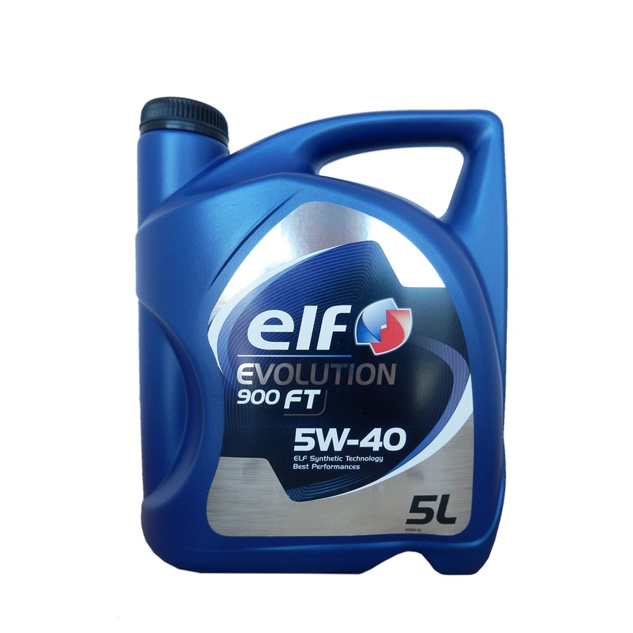 Aceite motor ELF Evolution 900 FT 5W40 5L