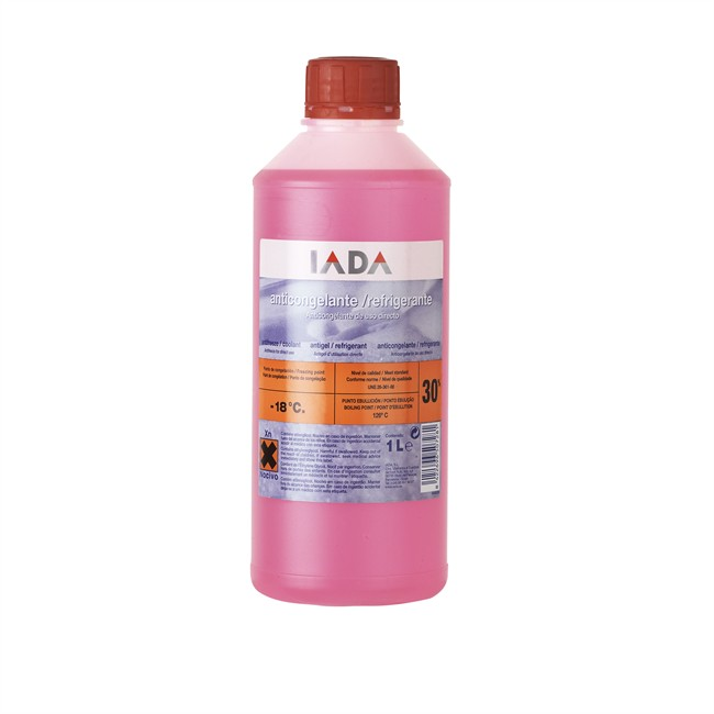 Refrigerante 30% Rosa -18c° Iada 1l