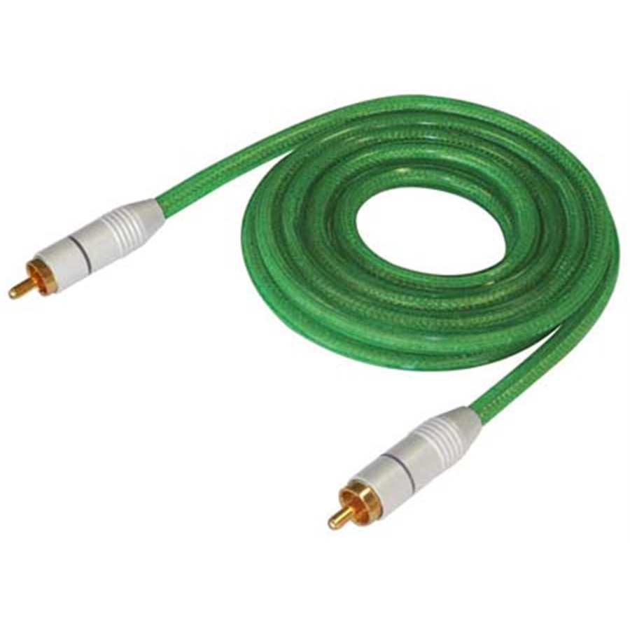Cable Extens Video Rca 2M