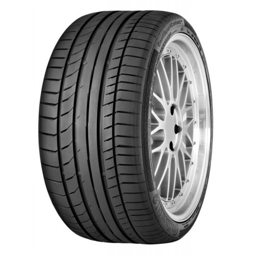 Neumático CONTINENTAL CONTISPORTCONTACT 5 225/45 R17 91 W * Runflat