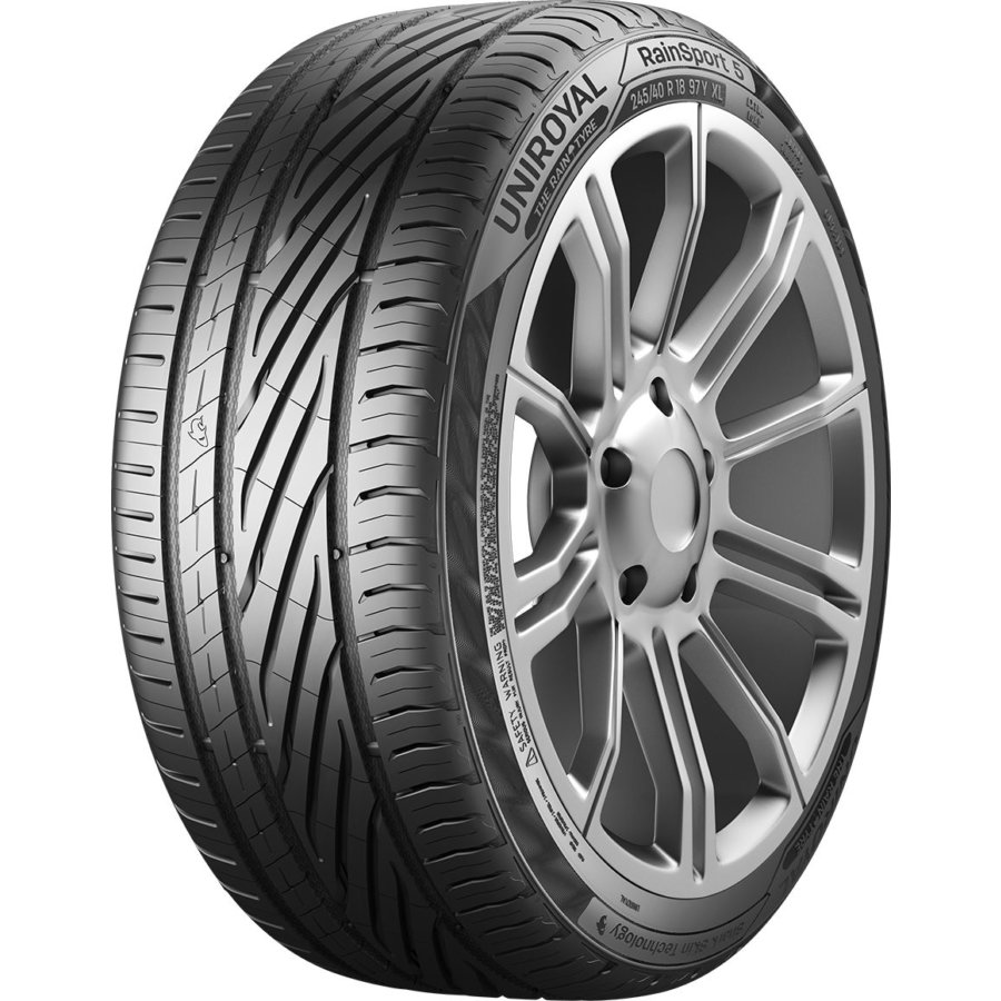 Neumático UNIROYAL RAINSPORT 5 225/40 R18 92 Y XL